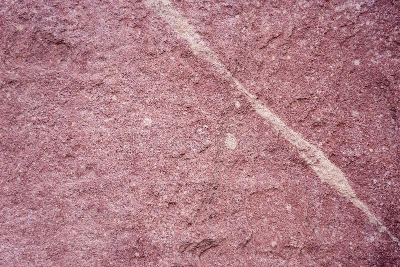 Mur rare de granit de cru photographie stock