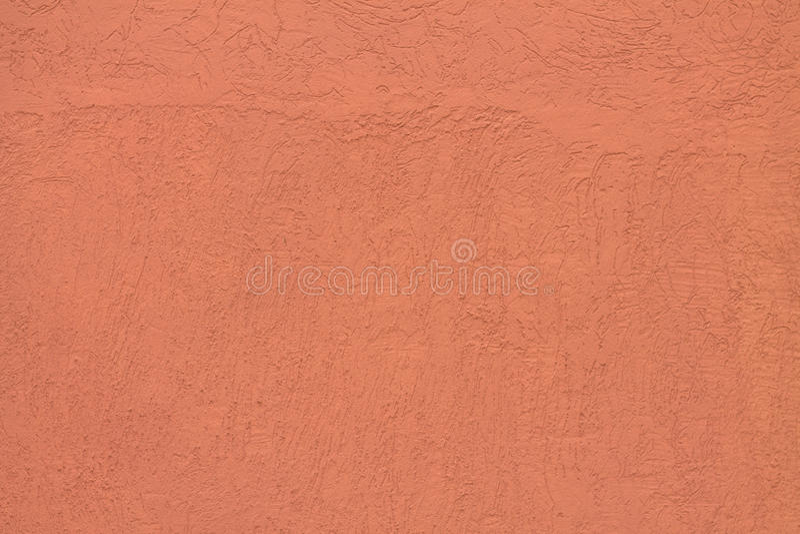 Mur rose de ciment photo stock