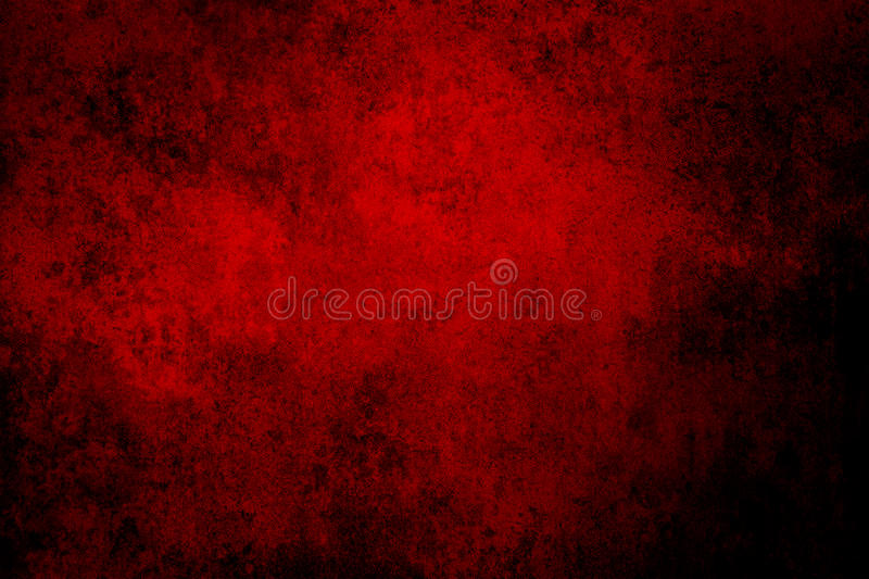 Mur rouge photo stock