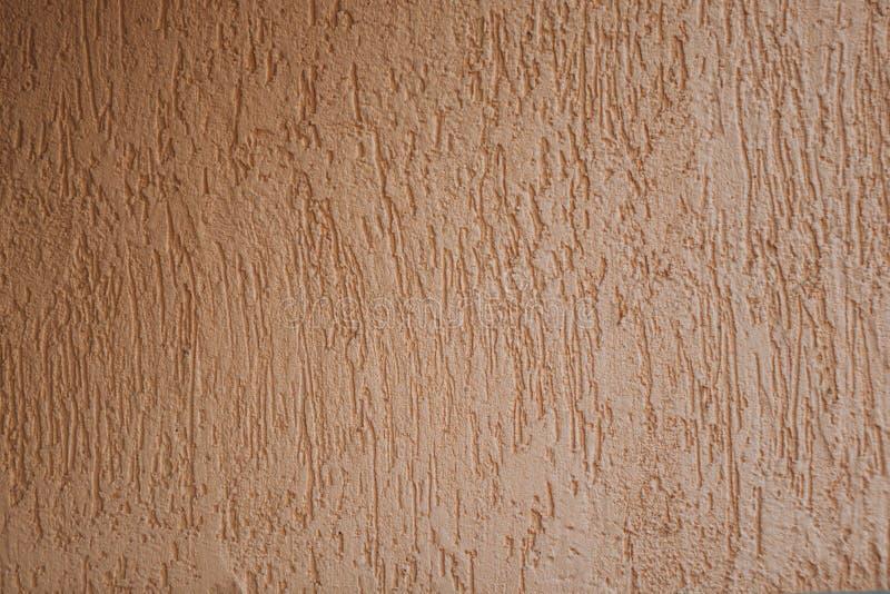 Mur rouill? d'abr?g? sur texture de fond de fer de Brown image stock