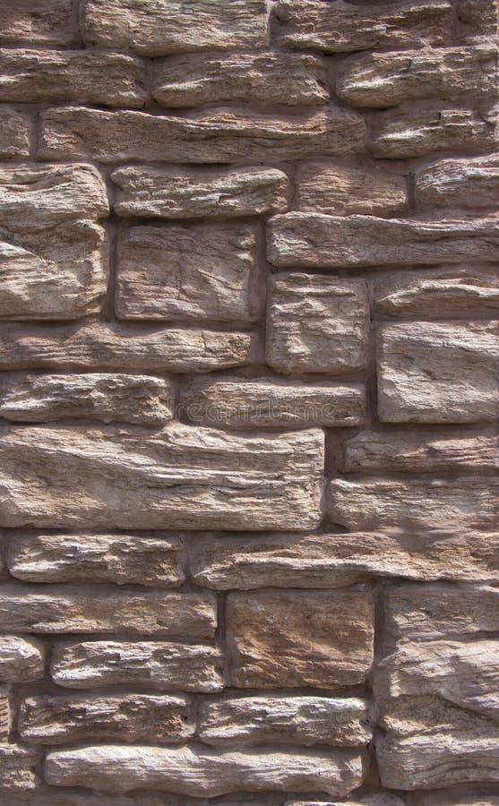 Mur rugueux moderne de texture de brique photos stock