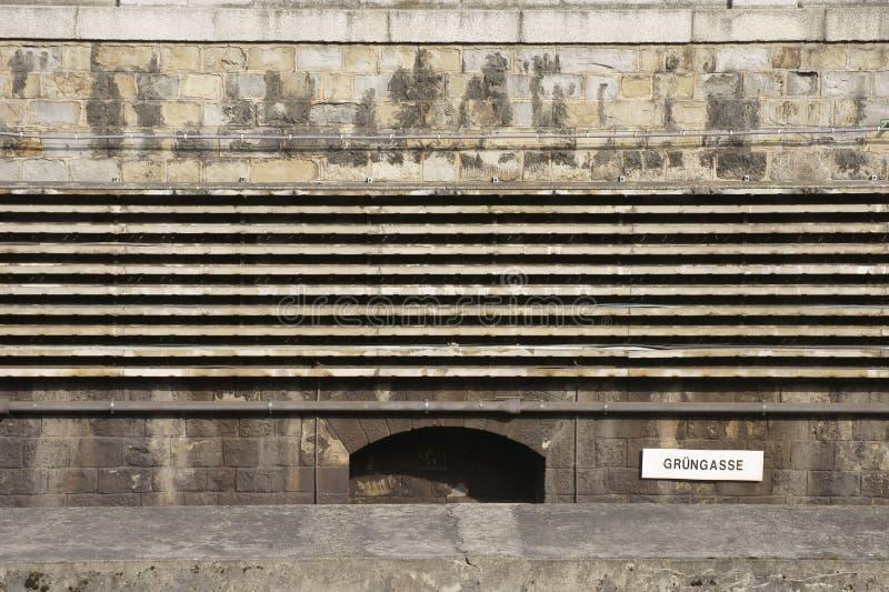 Mur saisissant images stock