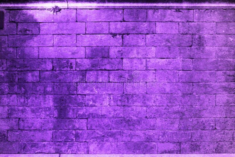 Mur ultra-violet abstrait de ciment de texture de fond photographie stock