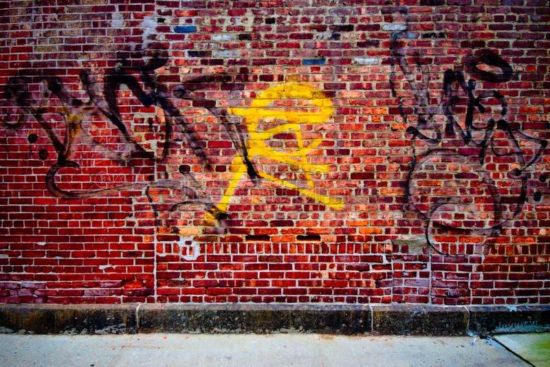 Mur urbain photos stock
