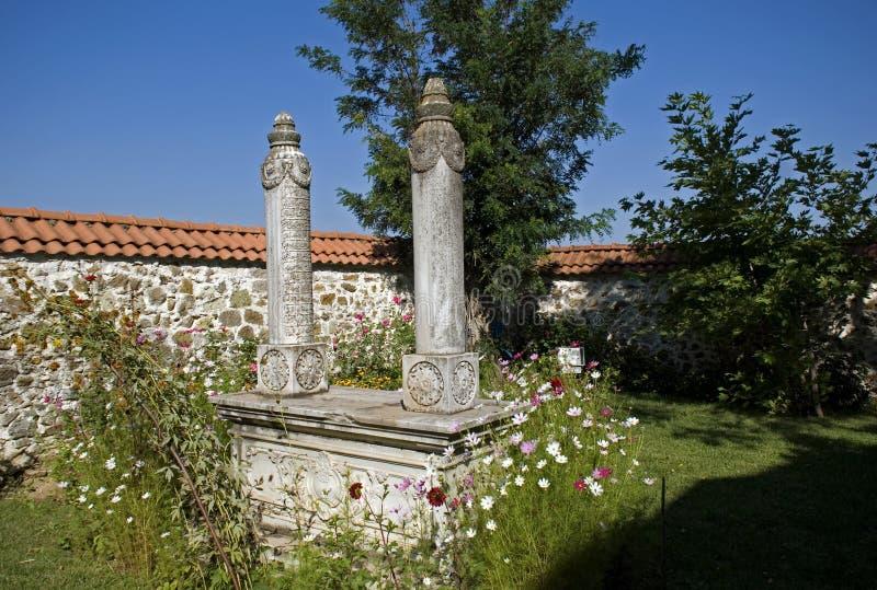 Murad sułtanu pomnik, Obilic, Kosowo obrazy royalty free