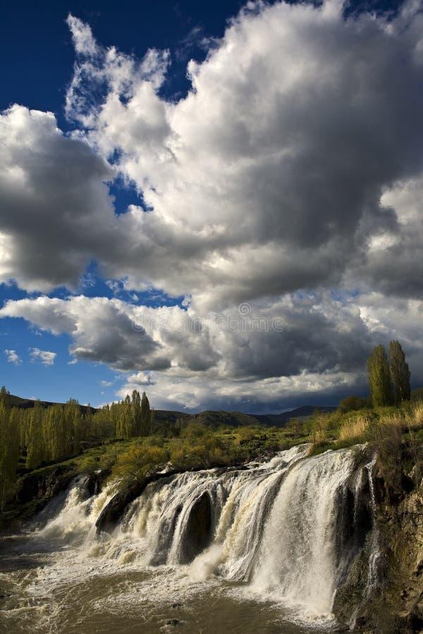 Muradiye Waterfalls Stock Images