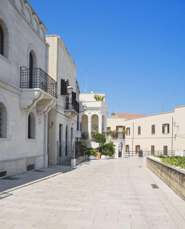 Muraglia. Bari. Apulia. stock image