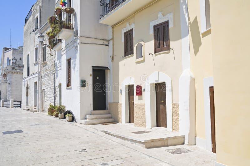 Muraglia. Bari. Apulia. imagens de stock