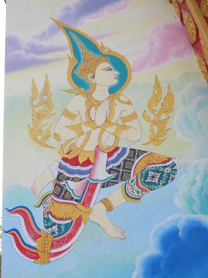 mural royalty-vrije stock foto's