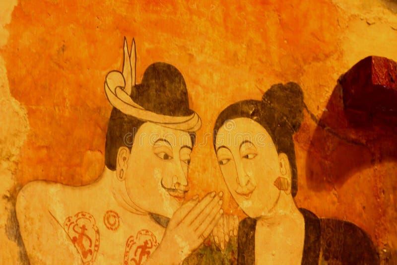 murals fotografia stock
