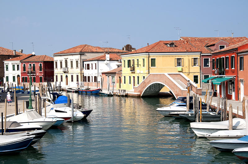 Download Murano stock image. Image of postal, city, river, europe - 27187341