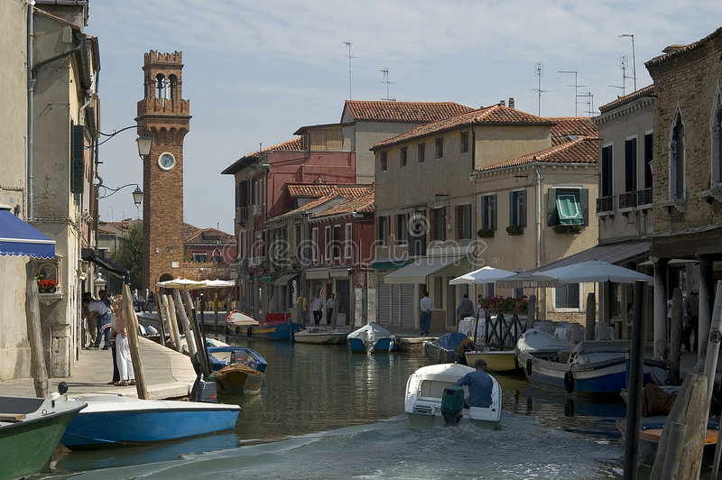 In Murano stock images