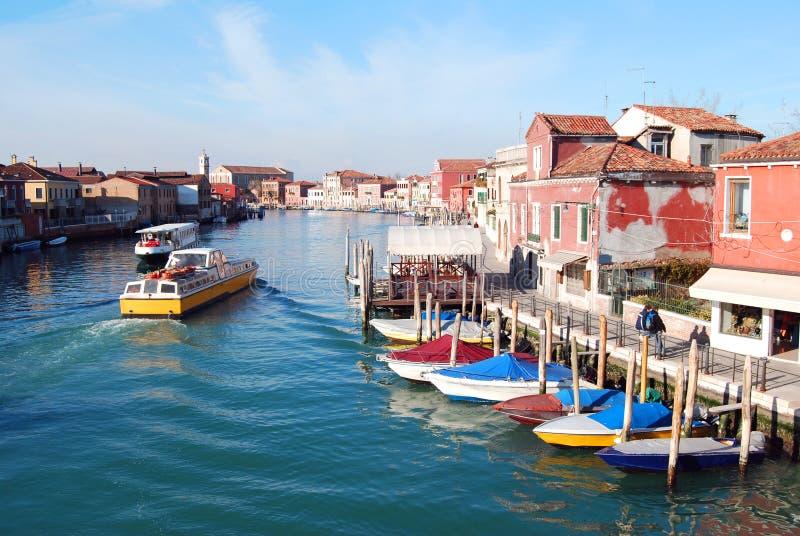 Murano lizenzfreie stockbilder