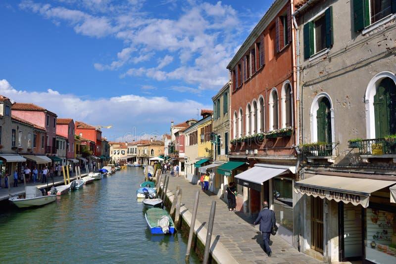 Murano zdjęcia royalty free