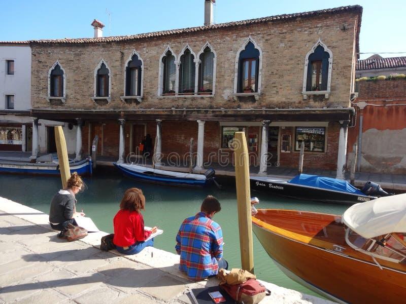 Murano στοκ εικόνα