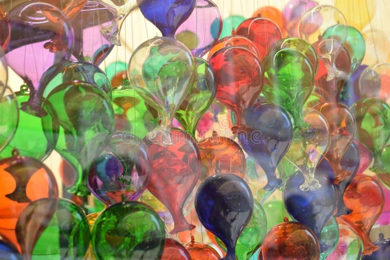 Murano glass in Venice - Venecia royalty free stock photography