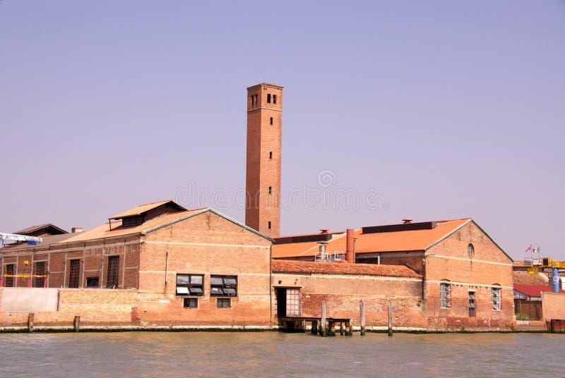 Murano, Italia foto de archivo libre de regalías