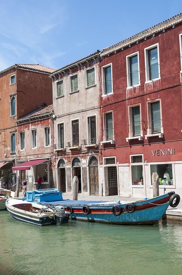 Murano, Venise, Italie images stock