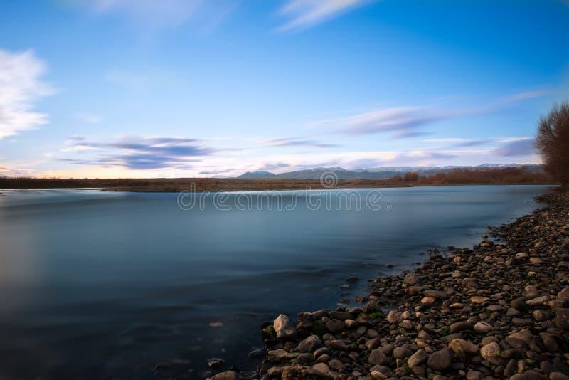 Murat River lizenzfreie stockbilder