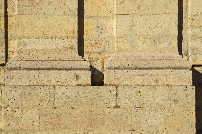 Muratura di grande castello del palazzo- di Gatcina degli imperatori russi fotografie stock