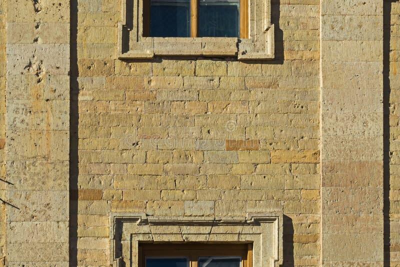 Muratura di grande castello del palazzo- di Gatcina degli imperatori russi immagini stock