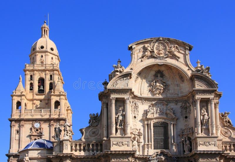 Murcia royalty-vrije stock afbeelding