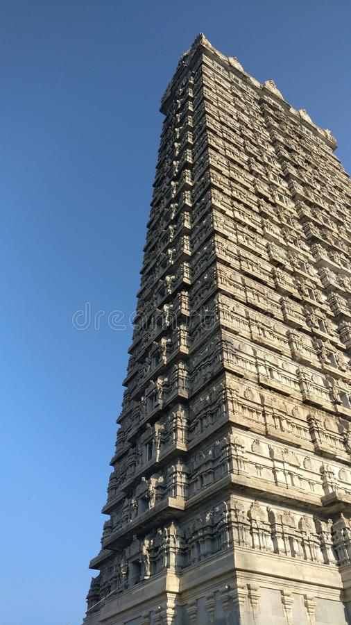Murdeshwar royaltyfri fotografi