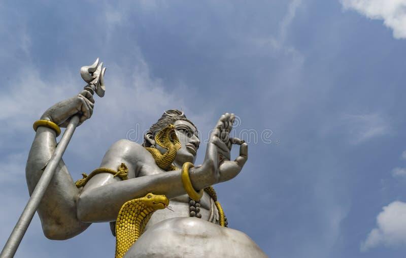 Lord Shiva Murudeshwar - Close Up royalty free stock photos