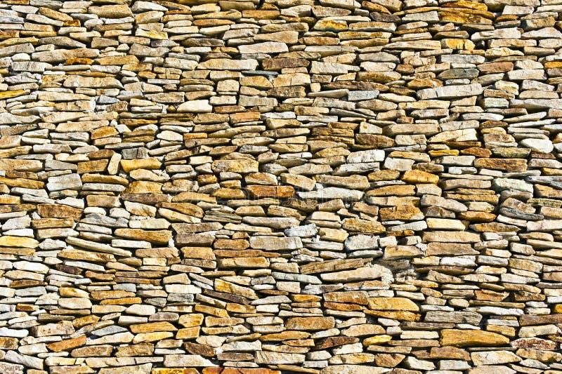 Mure a pedra da textura foto de stock royalty free