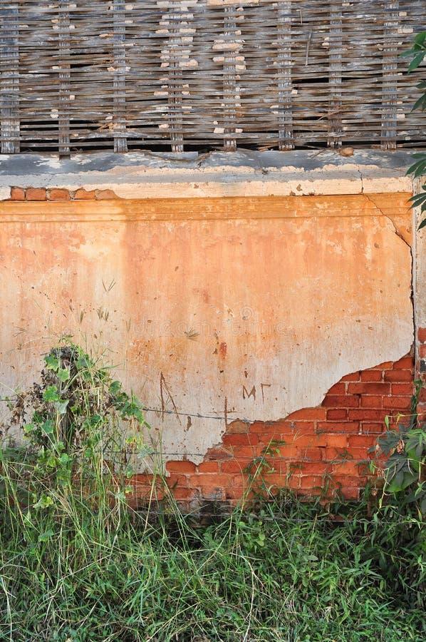 Muren. stock foto's