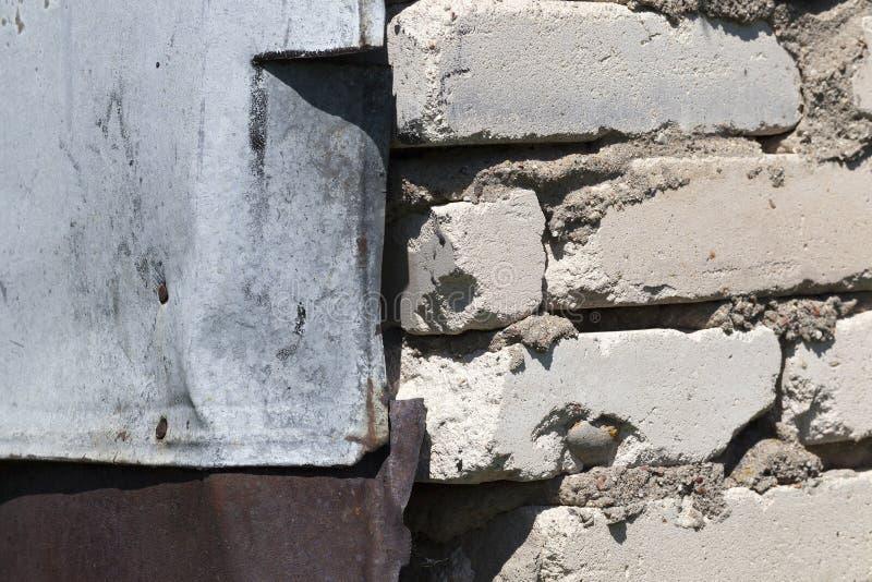 muren van baksteen royalty-vrije stock foto's