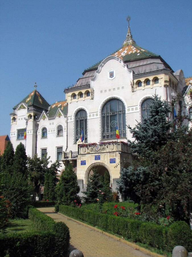 mures tirgu της Ρουμανίας στοκ φωτογραφία με δικαίωμα ελεύθερης χρήσης
