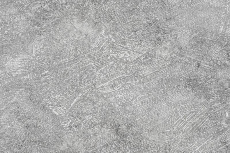 Murez la texture propre de surface de ciment du béton, papier peint concret gris de contexte images stock