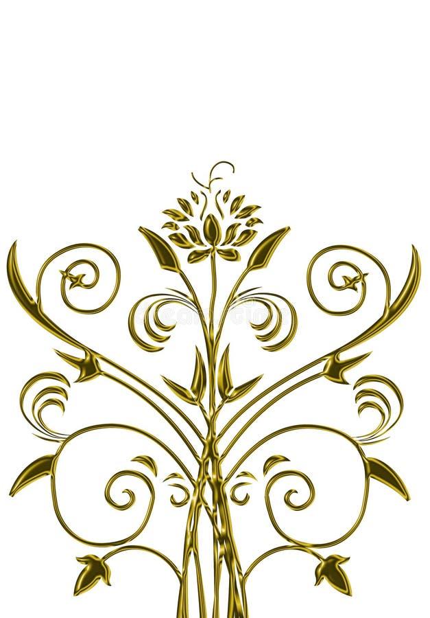 Murgrönaabstrakt begrepp royaltyfri foto