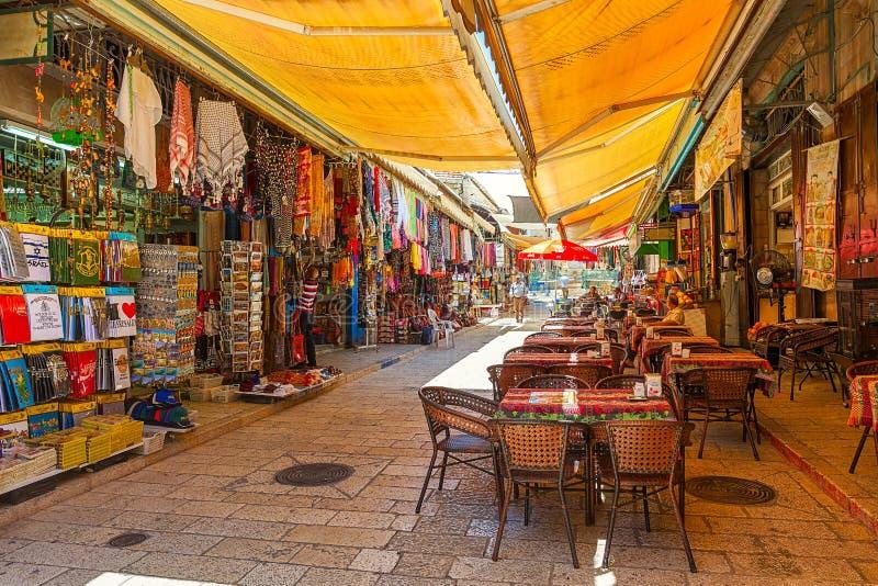 Muristan-Bereichsmarkt stockbild