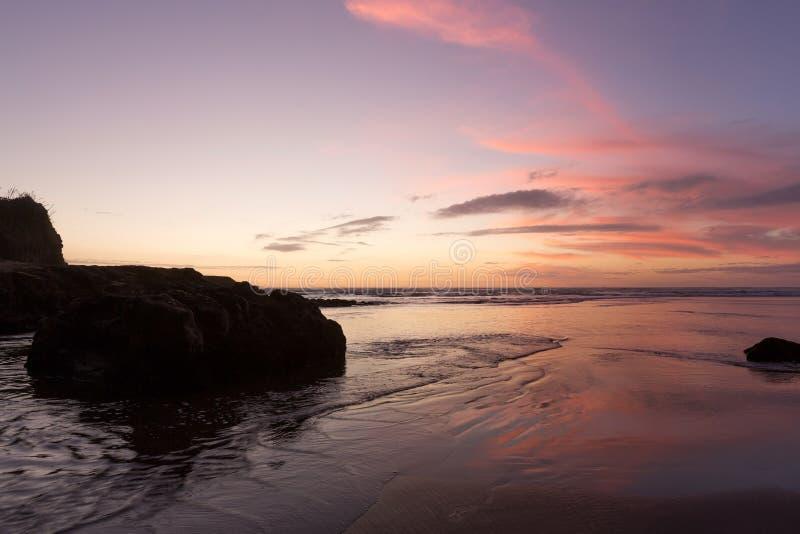 Muriwai Strand lizenzfreies stockfoto