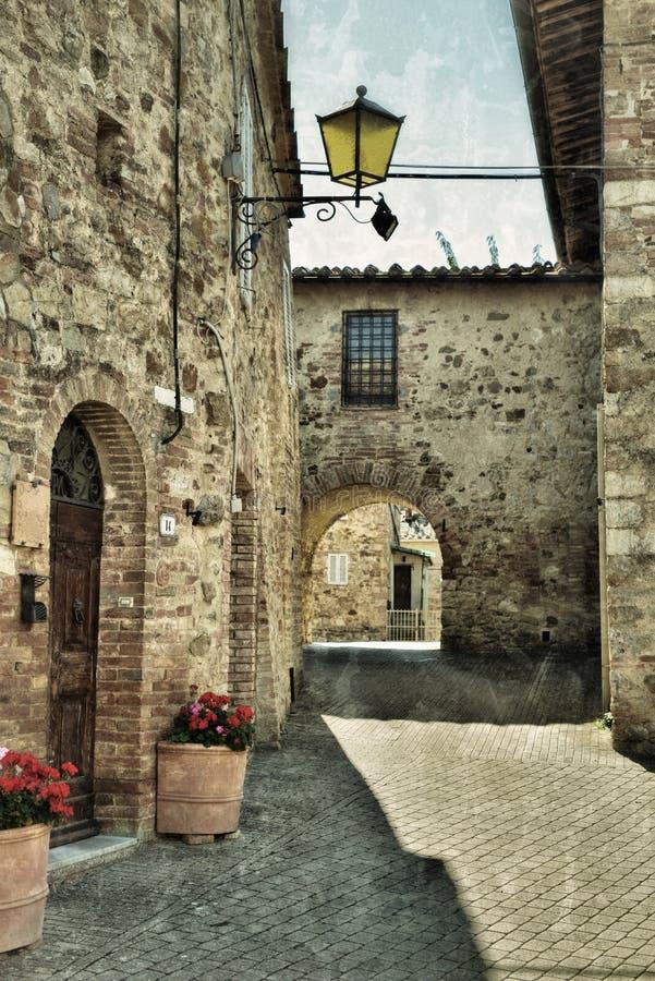 Download Murlo, Тоскана стоковое фото. изображение насчитывающей строя - 41650016