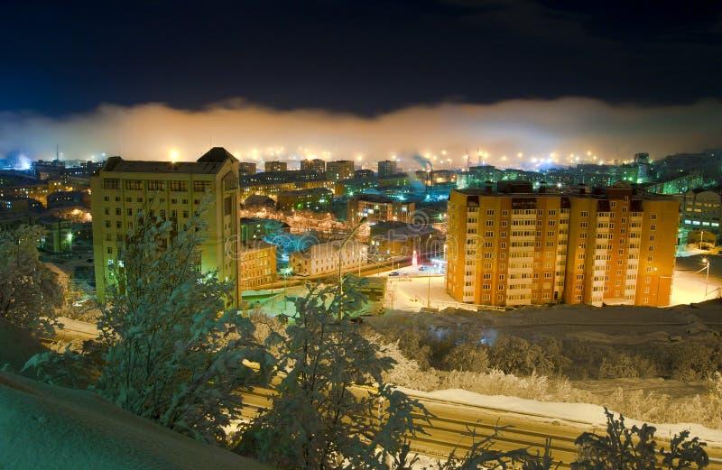 Murmansk arkivbilder