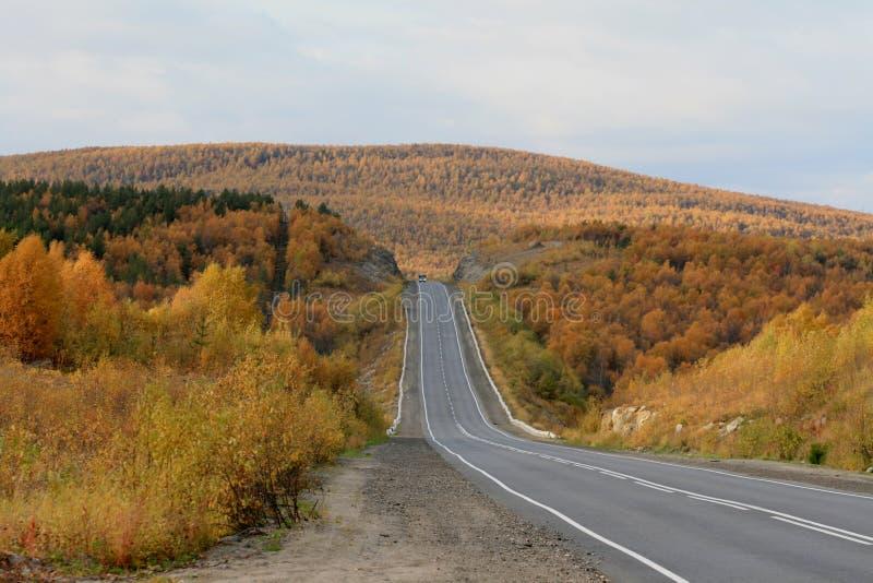murmansk Russia fotografia royalty free