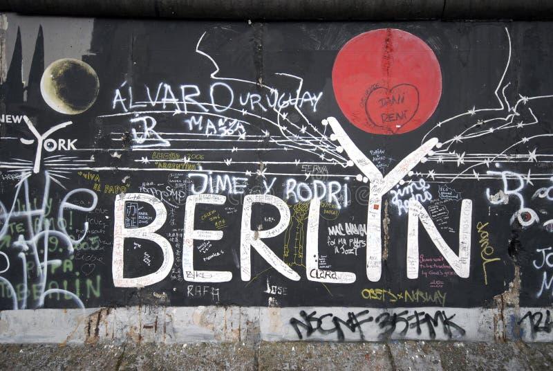 Muro de Berlim foto de stock royalty free