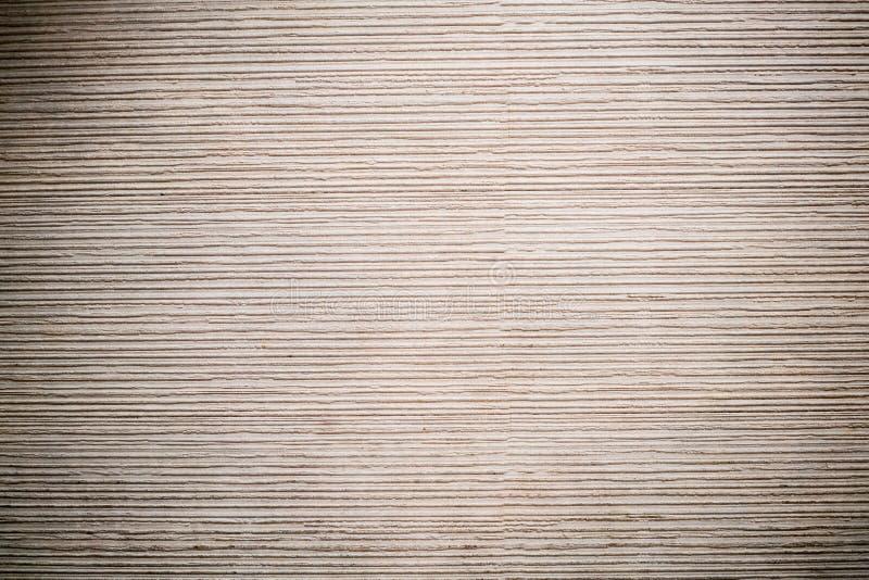 Muro de cemento áspero con las lineas horizontales textura del modelo para los vagos foto de archivo