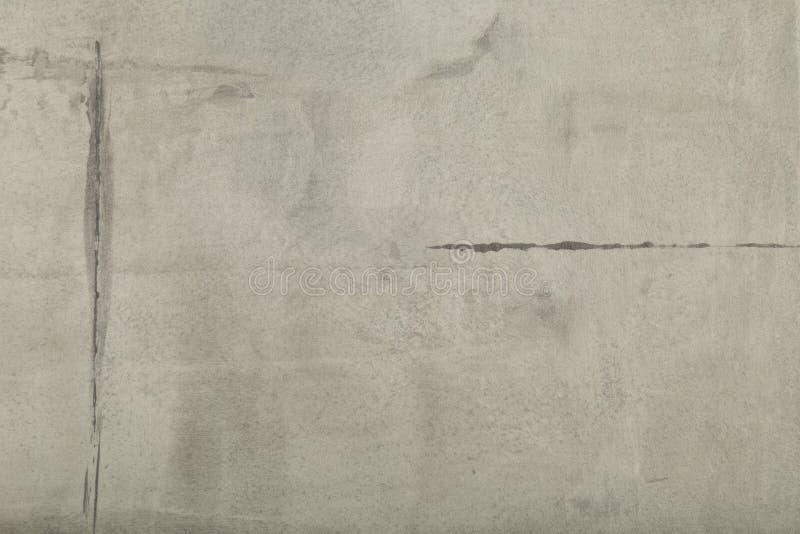 Muro de cemento crudo o desnudo, tiro con las líneas de costura del panel perpendiculares a la dimensión de la imagen foto de archivo