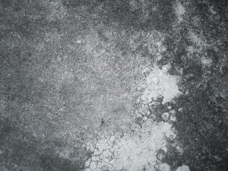 Muro de cemento del Grunge, b blanco y negro texturizado altamente detallado fotos de archivo libres de regalías