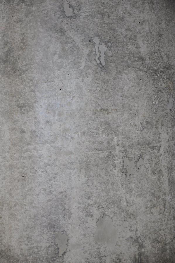 Muro de cemento gris stock de ilustración