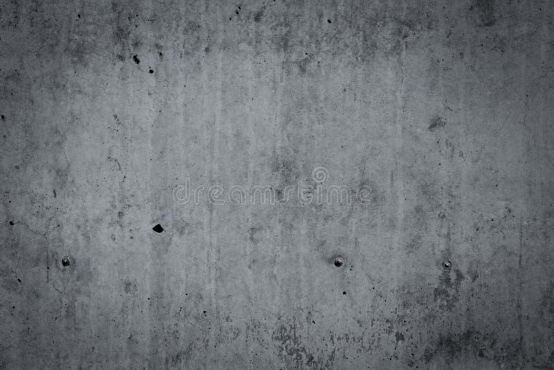 Muro de cemento gris imágenes de archivo libres de regalías