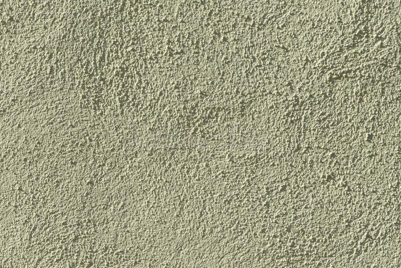 Muro de cemento verde en modelo armónico foto de archivo