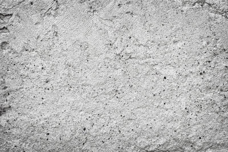 Muro de cemento viejo áspero - fondo arquitectónico fotos de archivo libres de regalías