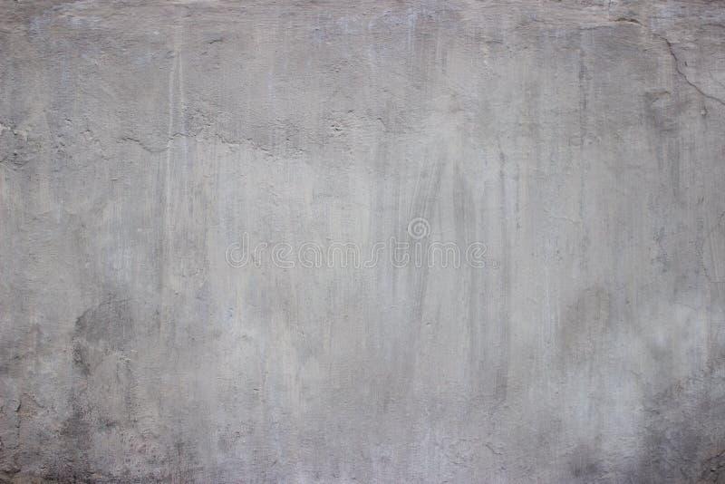 Muro de cemento y piso sucios como fondo fotografía de archivo libre de regalías
