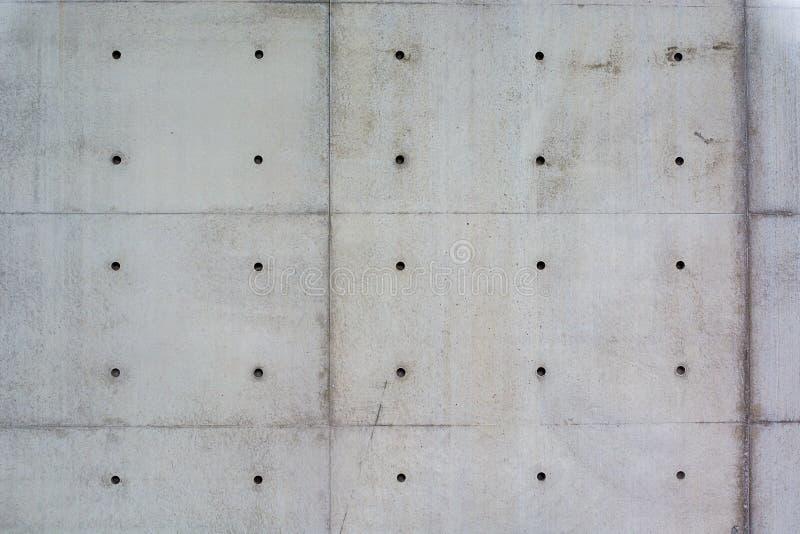 Muro de cimento, beton, sichtbeton, varinha, trabalho fotografia de stock