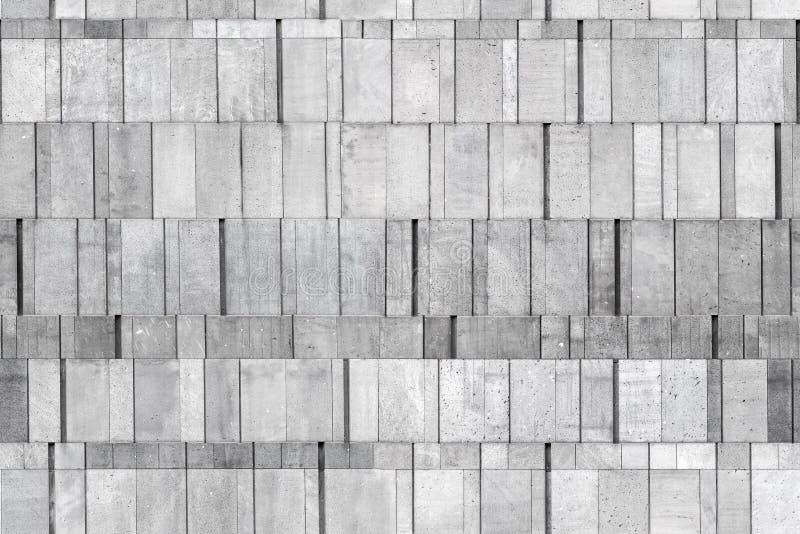 Muro de cimento cinzento, textura sem emenda da foto do fundo imagens de stock royalty free